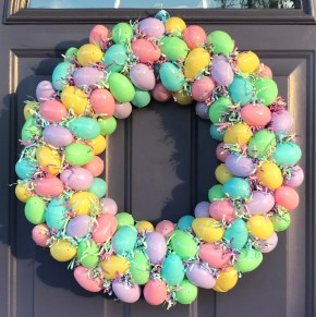 Egg Wreath 2